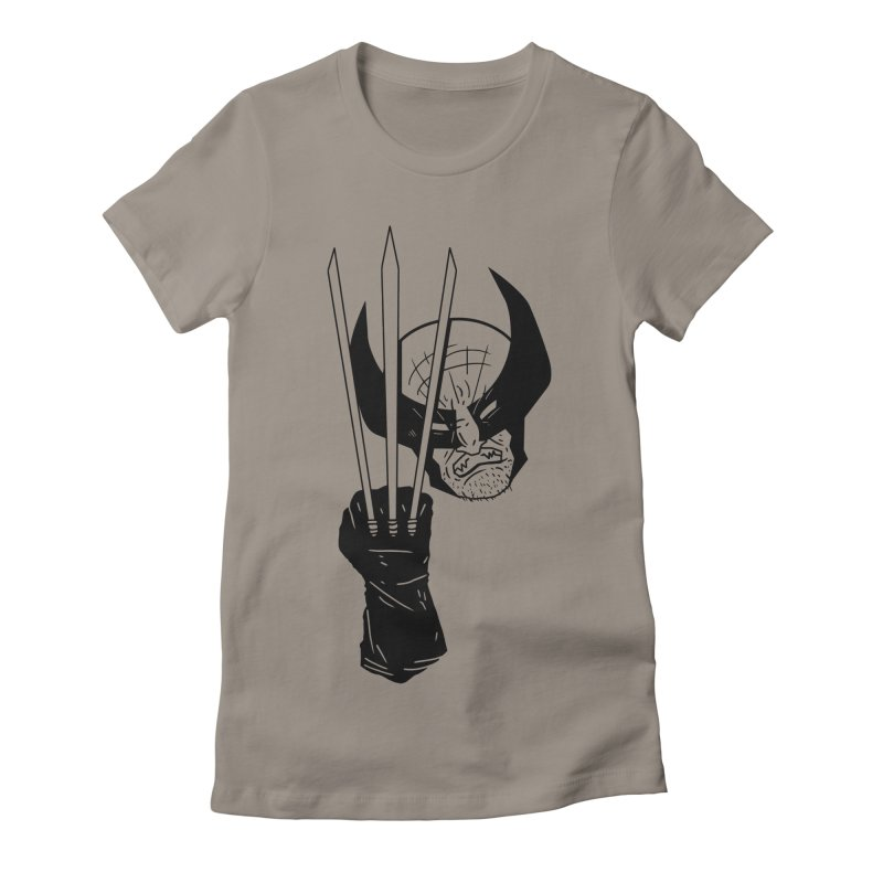 Let's go bub! Women's Fitted T-Shirt by Timo Ambo