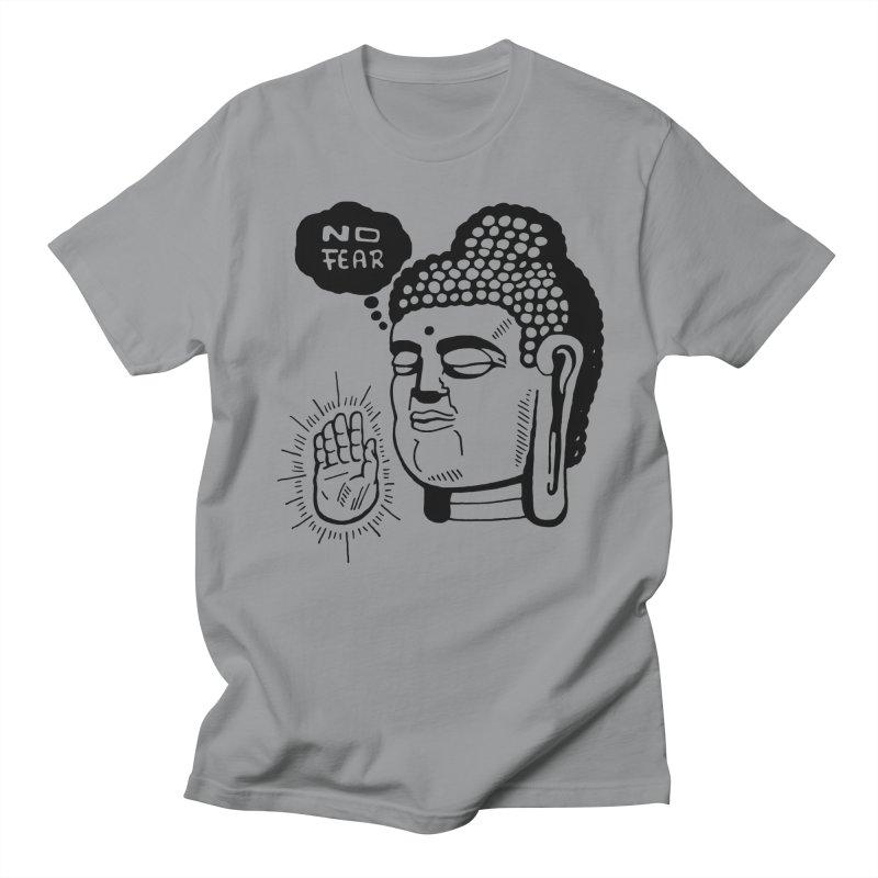 Abhaya Men's Regular T-Shirt by Timo Ambo