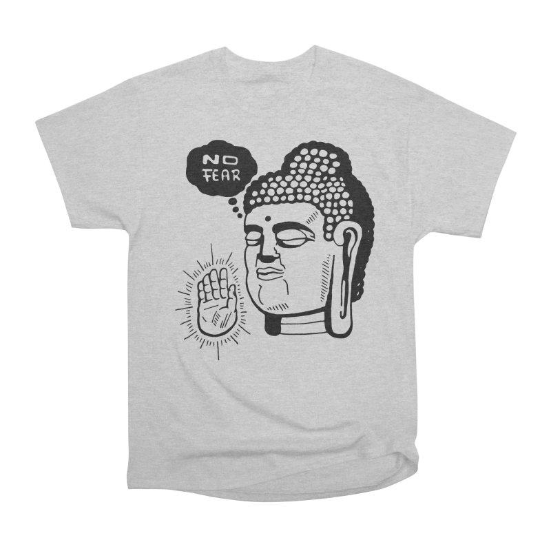 Abhaya Men's Heavyweight T-Shirt by Timo Ambo
