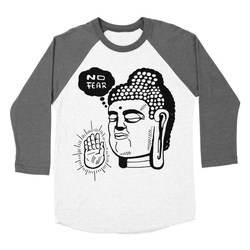 Abhaya Women's Baseball Triblend T-Shirt by Timo Ambo