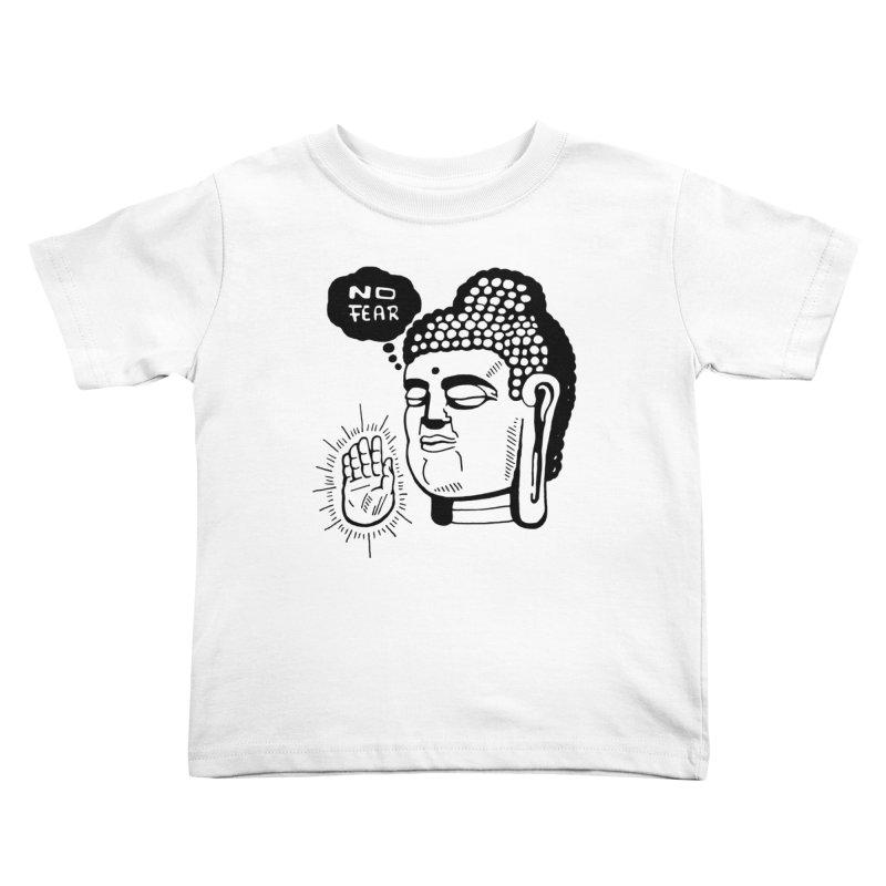 Abhaya Kids Toddler T-Shirt by Timo Ambo