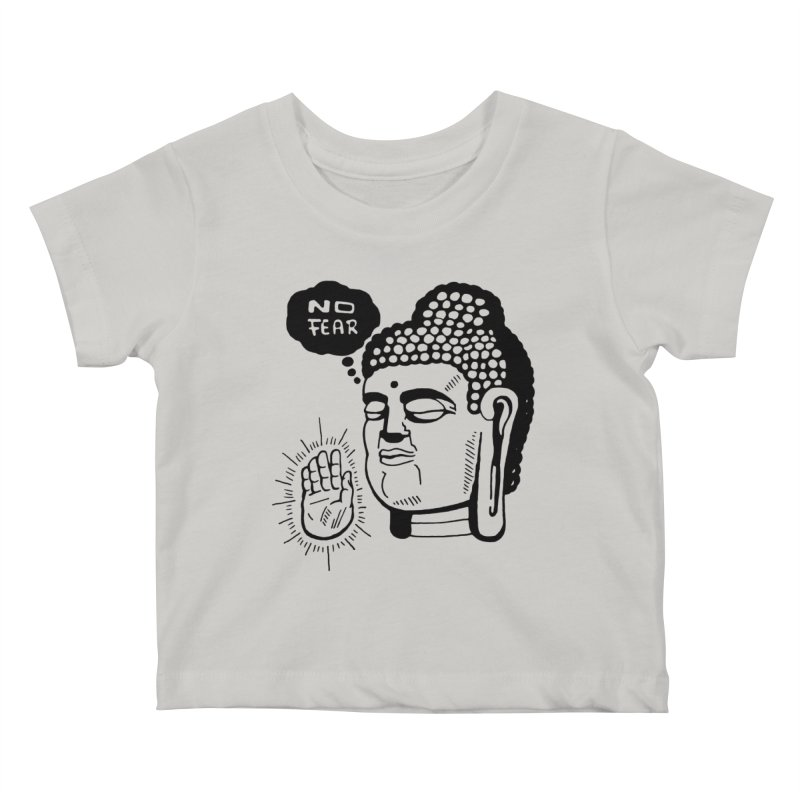 Abhaya Kids Baby T-Shirt by Timo Ambo