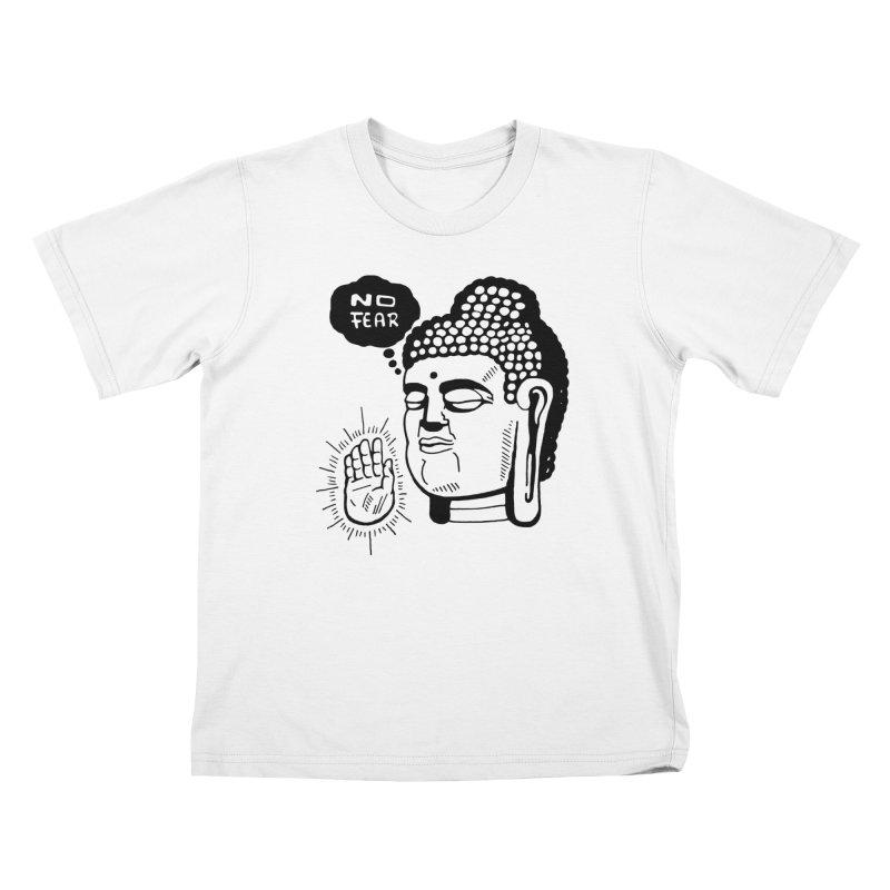 Abhaya Kids T-Shirt by Timo Ambo