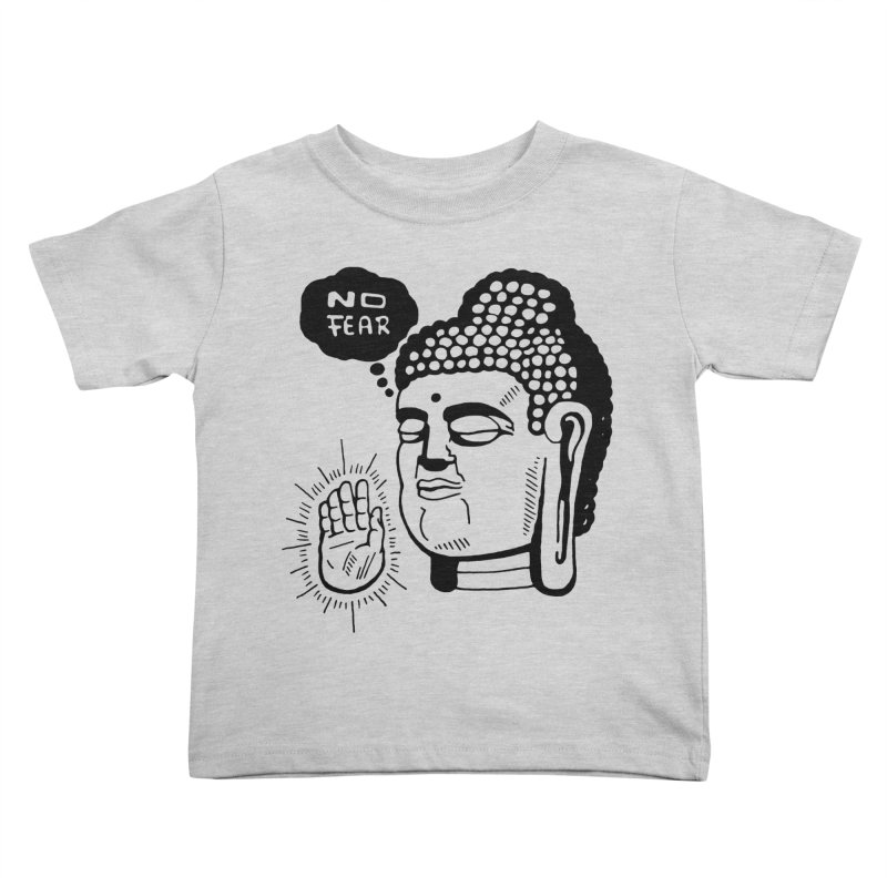 Abhaya Kids Toddler T-Shirt by Timo Ambo