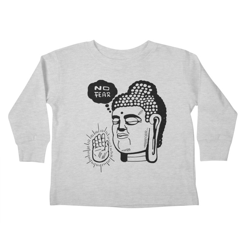 Abhaya Kids Toddler Longsleeve T-Shirt by Timo Ambo