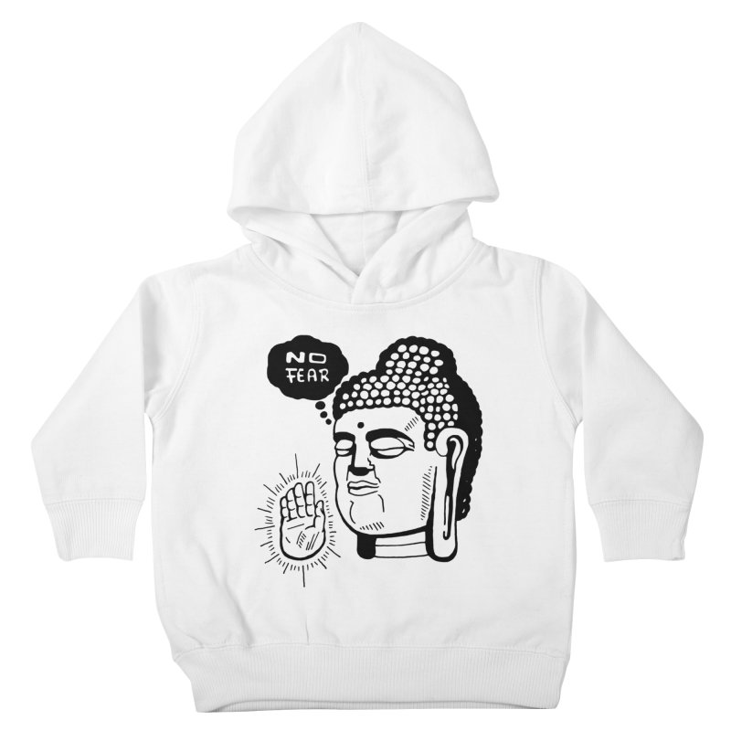 Abhaya Kids Toddler Pullover Hoody by Timo Ambo