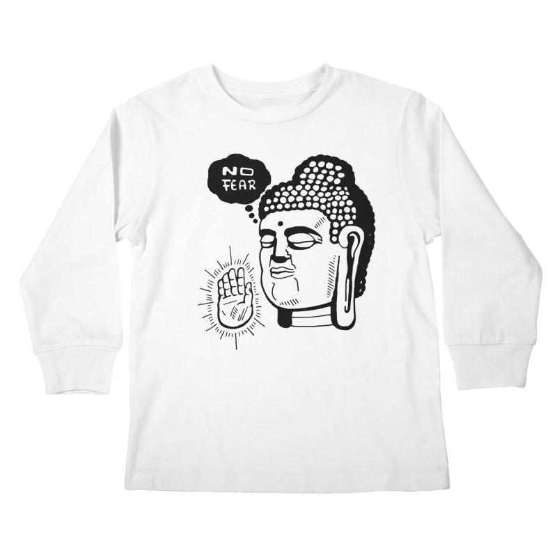 Abhaya Kids Longsleeve T-Shirt by Timo Ambo