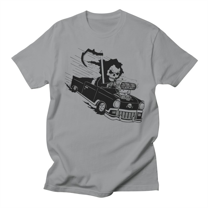 Ride or Die Men's Regular T-Shirt by Timo Ambo