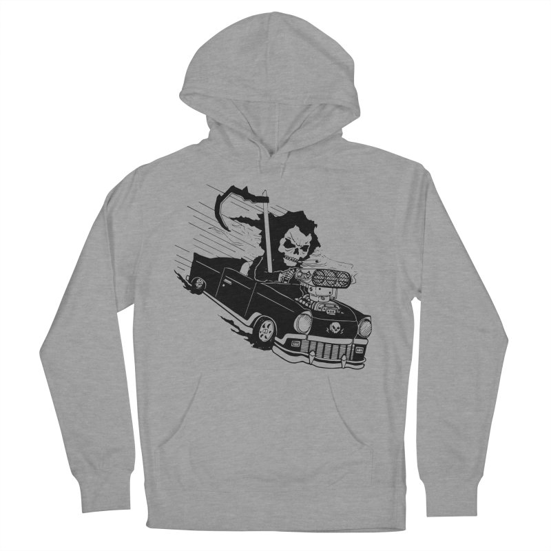 Ride or Die Men's Pullover Hoody by Timo Ambo