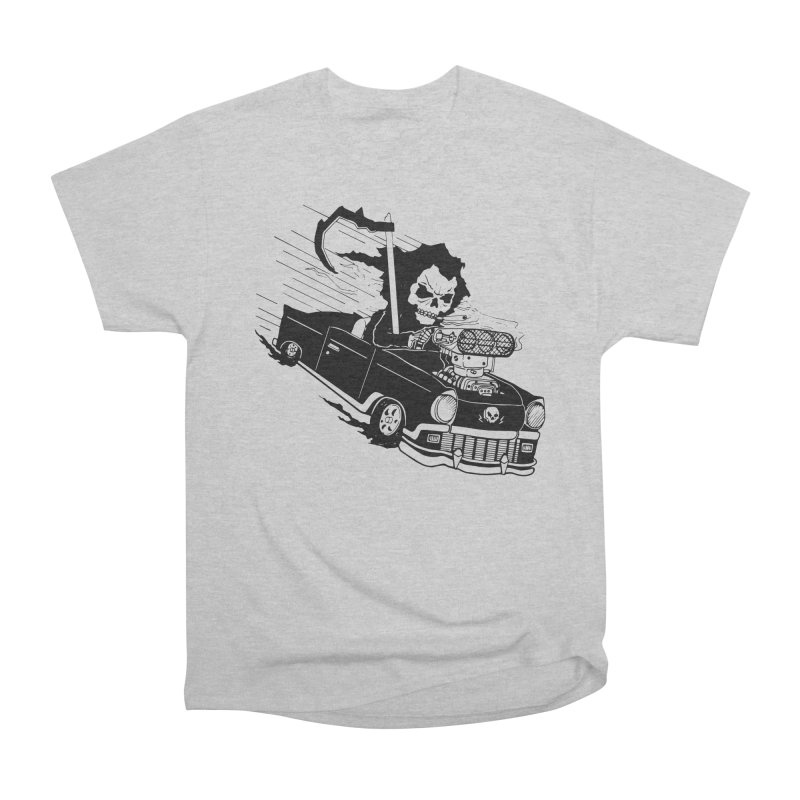 Ride or Die Men's Heavyweight T-Shirt by Timo Ambo