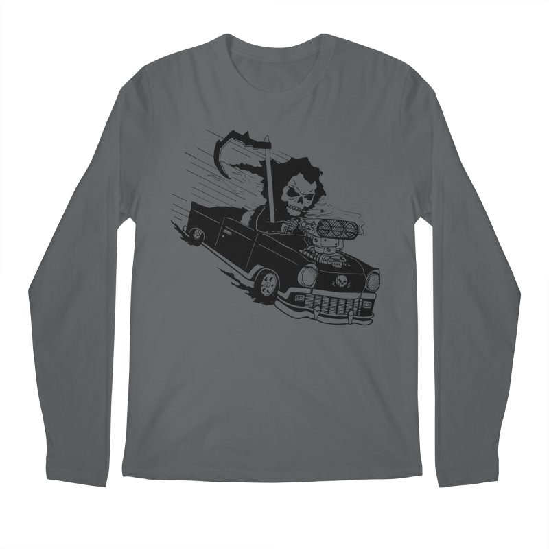 Ride or Die Men's Longsleeve T-Shirt by Timo Ambo