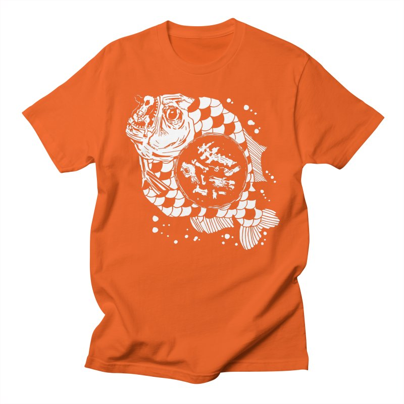 Hunger the Sea Women's Unisex T-Shirt by Timo Ambo