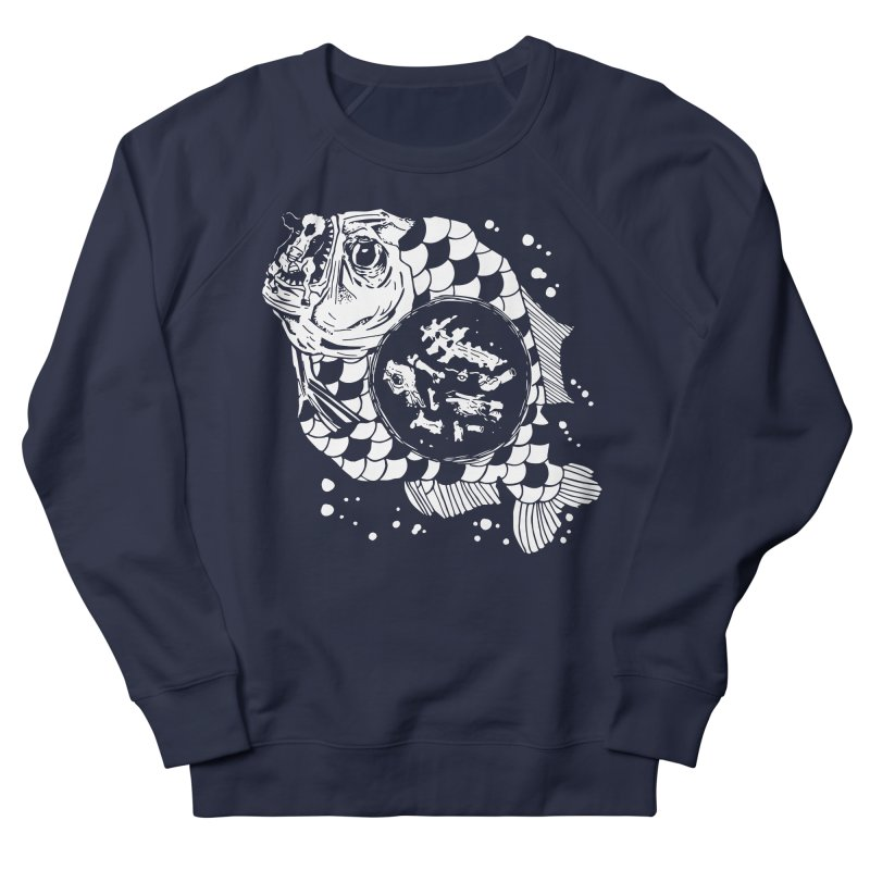 Hunger the Sea Women's Sweatshirt by Timo Ambo
