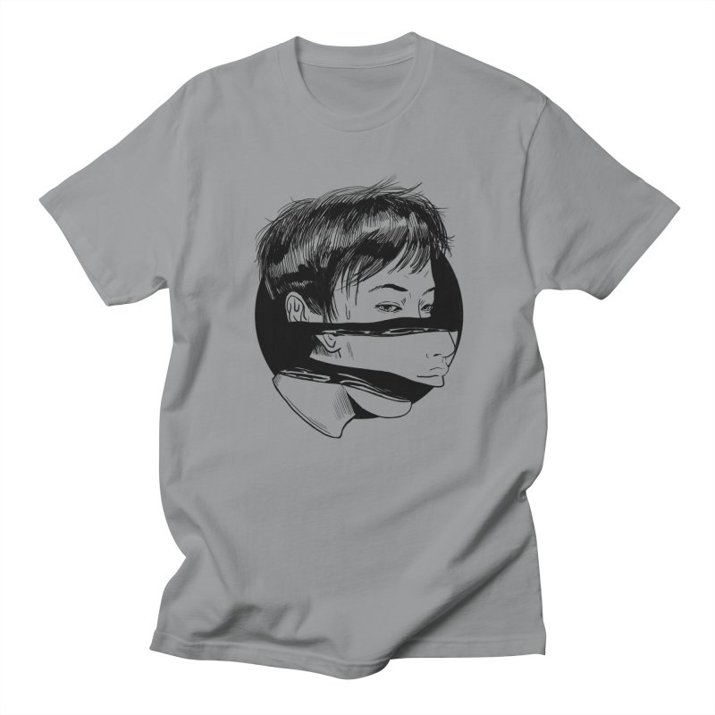 what lies beneath  Men's T-Shirt by Tina Lugo's Artist Shop