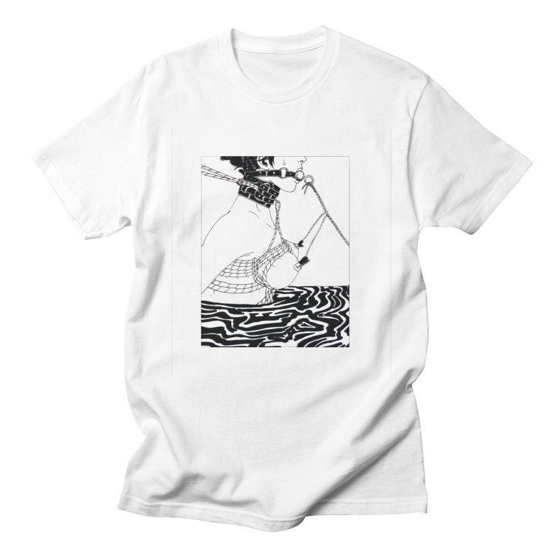 Drag Me Home Men's Regular T-Shirt by Tina Lugo's Artist Shop