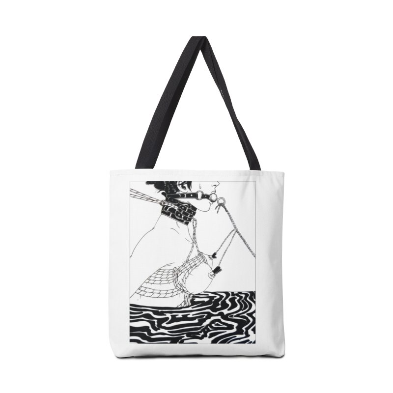 Drag Me Home Accessories Bag by Tina Lugo's Artist Shop