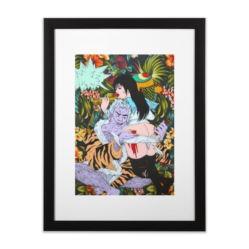 """Get Lucky"" Home Framed Fine Art Print by Tina Lugo's Artist Shop"