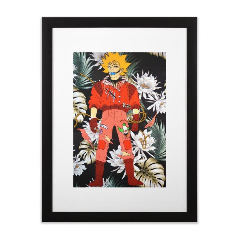 """Bartkira"" Home Framed Fine Art Print by Tina Lugo's Artist Shop"
