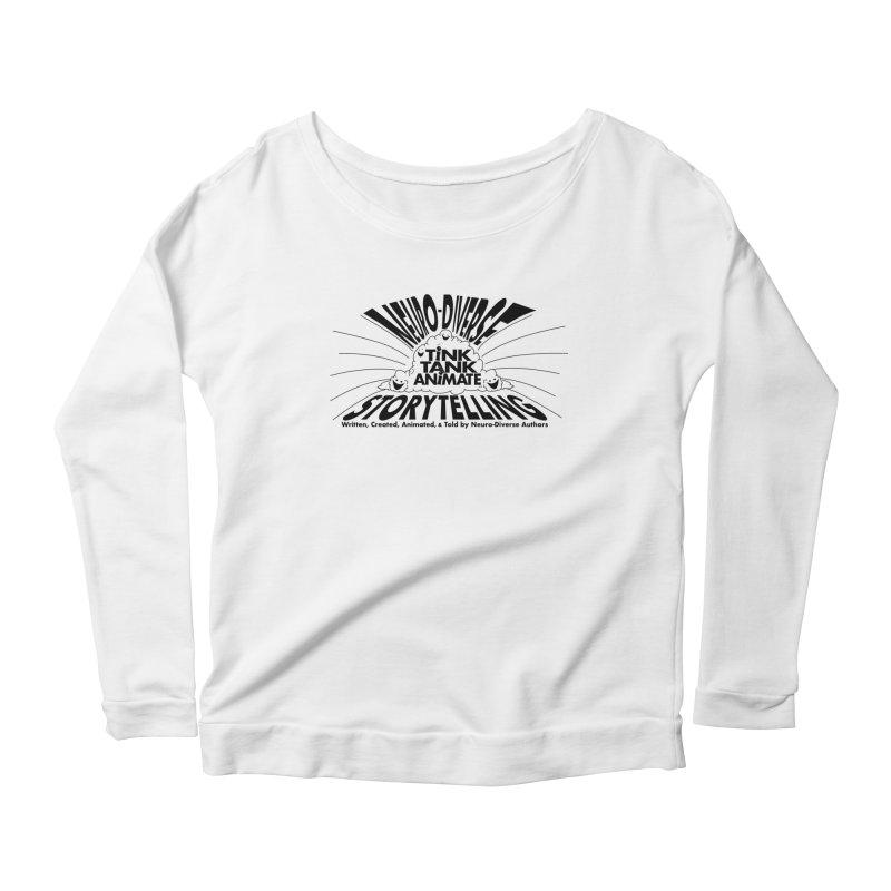 Tink Tank Neuro-Diverse Cloud Women's Longsleeve T-Shirt by Tink Tank Animate