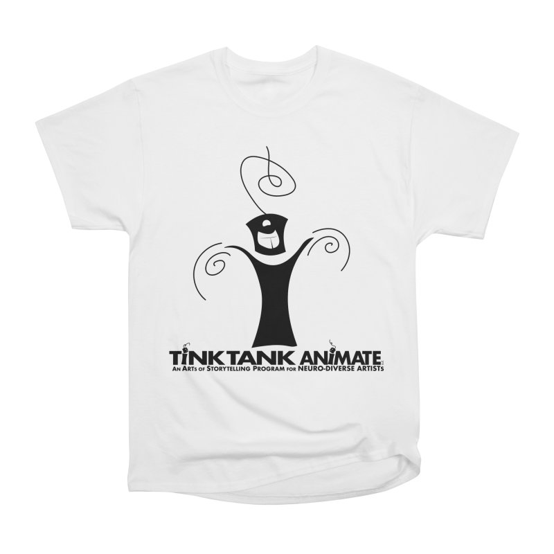 Tink Celebrates from Tink Tank Animate Women's T-Shirt by Tink Tank Animate
