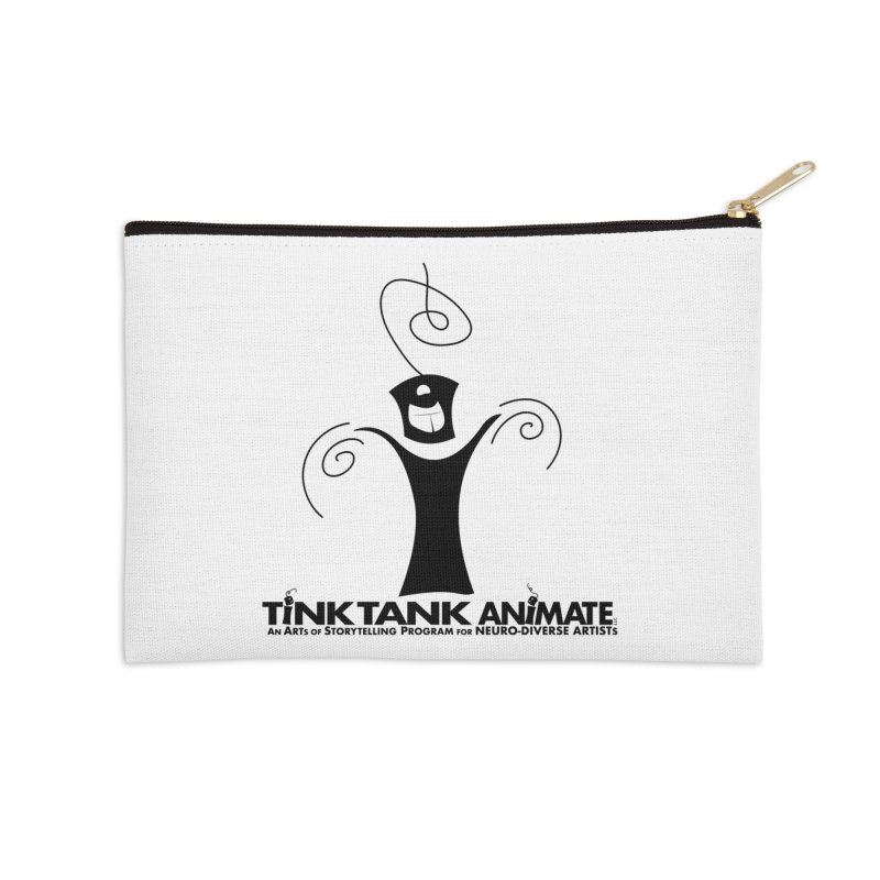 Tink Celebrates from Tink Tank Animate Accessories Zip Pouch by Tink Tank Animate