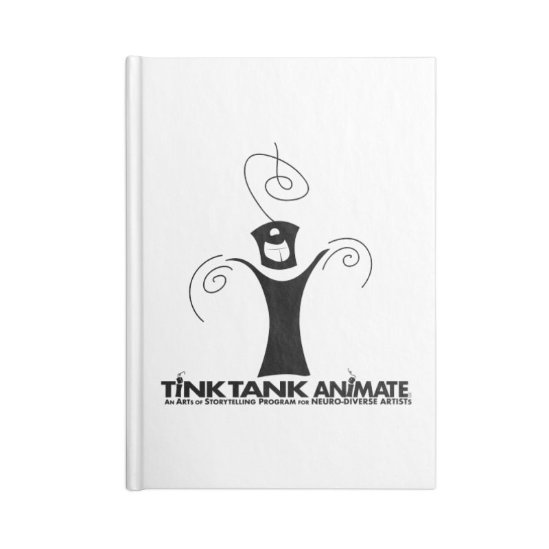 Tink Celebrates from Tink Tank Animate Accessories Notebook by Tink Tank Animate