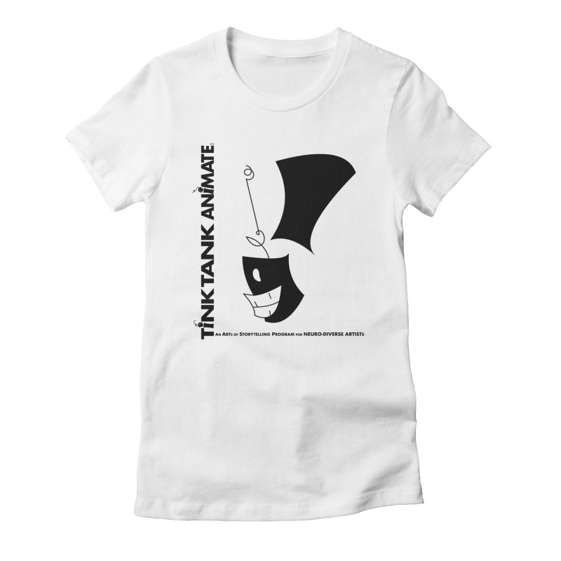 Tink Tank Animate - Tink Exclamation Point Women's T-Shirt by Tink Tank Animate