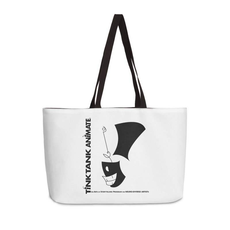 Tink Tank Animate - Tink Exclamation Point Accessories Bag by Tink Tank Animate