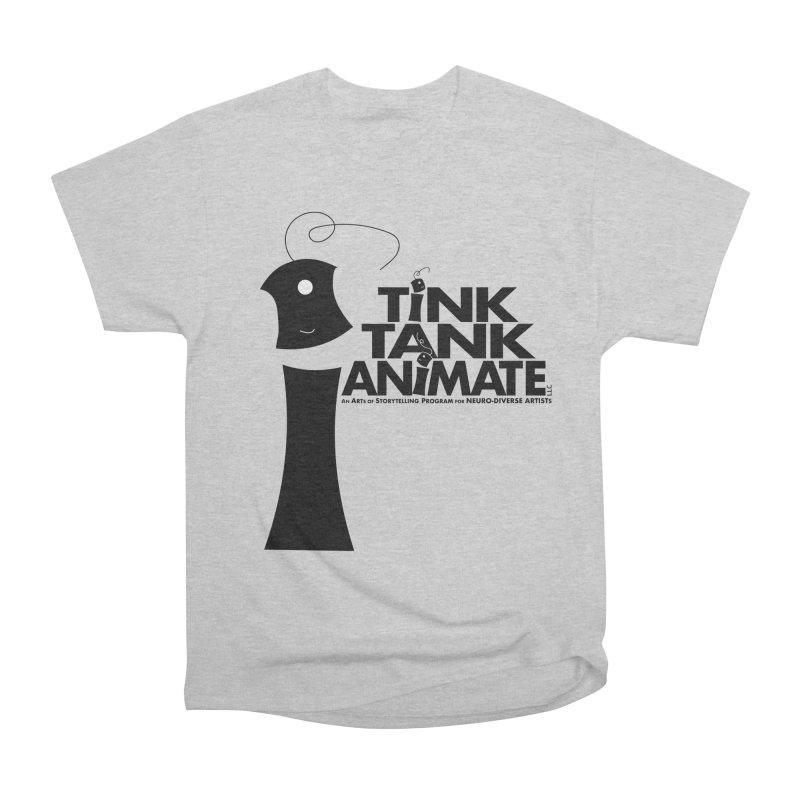 Tink Tank Animate - Tink Pyramid Men's T-Shirt by Tink Tank Animate