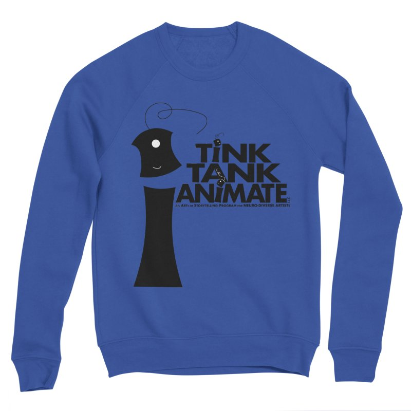 Tink Tank Animate - Tink Pyramid Women's Sweatshirt by Tink Tank Animate