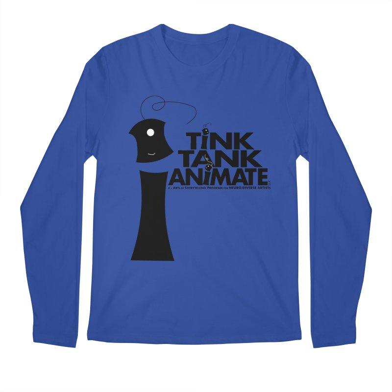 Tink Tank Animate - Tink Pyramid Men's Longsleeve T-Shirt by Tink Tank Animate