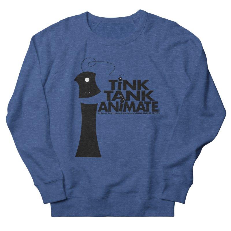 Tink Tank Animate - Tink Pyramid Men's Sweatshirt by Tink Tank Animate
