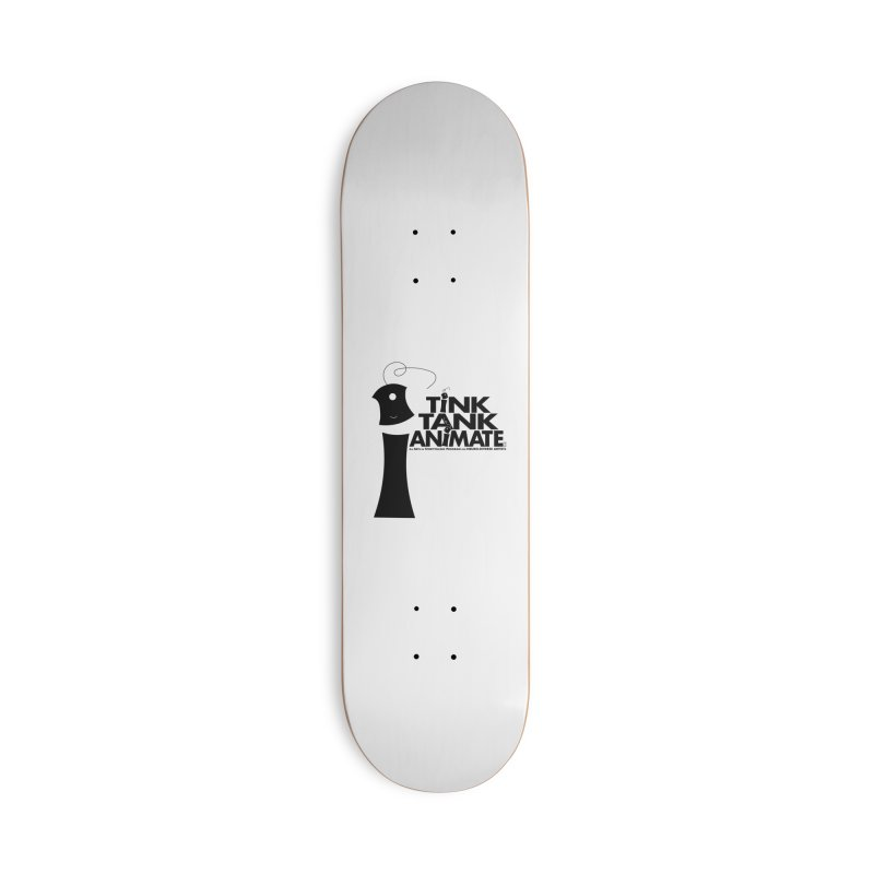 Tink Tank Animate - Tink Pyramid Accessories Skateboard by Tink Tank Animate