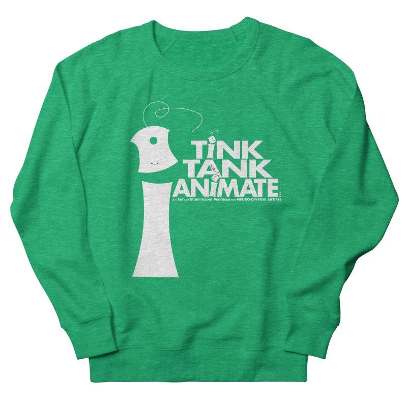 TInk Tank White Tink 01 Pyramid Women's Sweatshirt by Tink Tank Animate