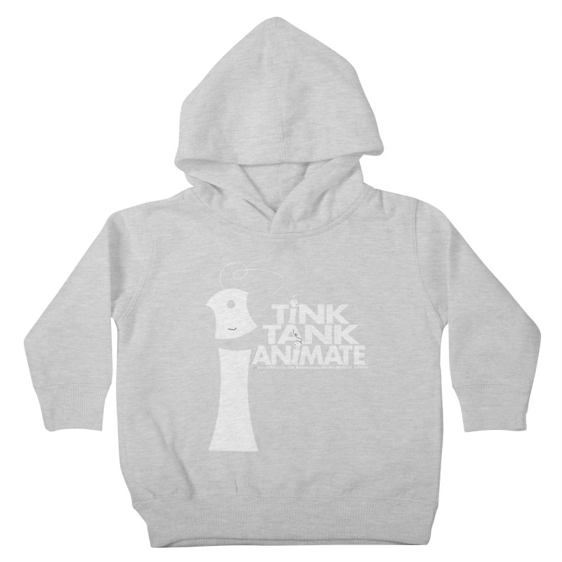 TInk Tank White Tink 01 Pyramid Kids Toddler Pullover Hoody by Tink Tank Animate