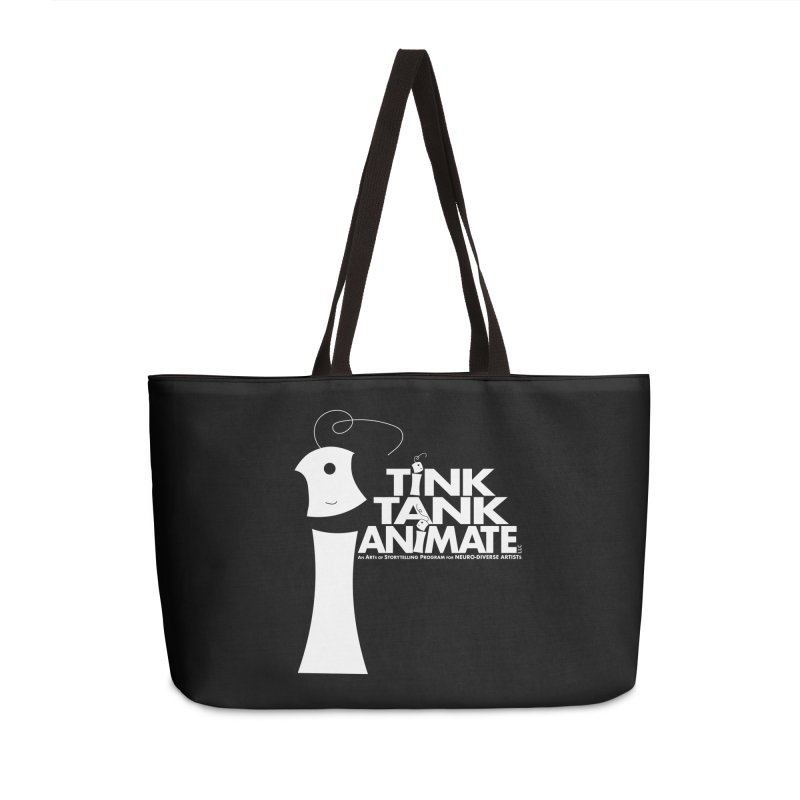 TInk Tank White Tink 01 Pyramid Accessories Bag by Tink Tank Animate