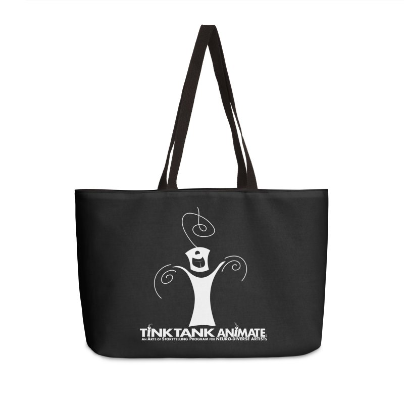 Tink Tank Animate - Tink 03 White Celebrate Accessories Bag by Tink Tank Animate
