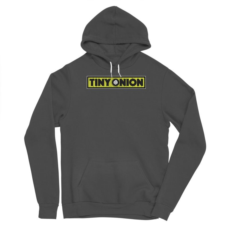 TINY ONION 001 - LOGO Women's Pullover Hoody by Tiny Onion Studios Apparel