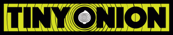 Tiny Onion Studios Apparel Logo