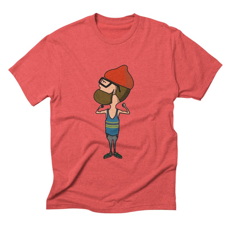 I want to be like Mike Men's Triblend T-shirt by TinyT's Artist Shop