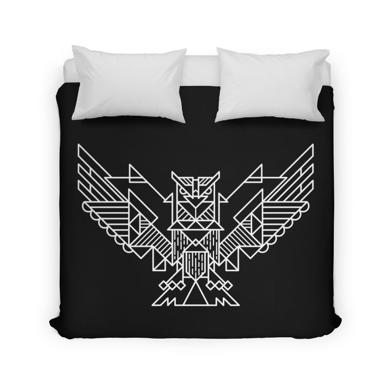 The Eagle Home Duvet by TipTop's Artist Shop