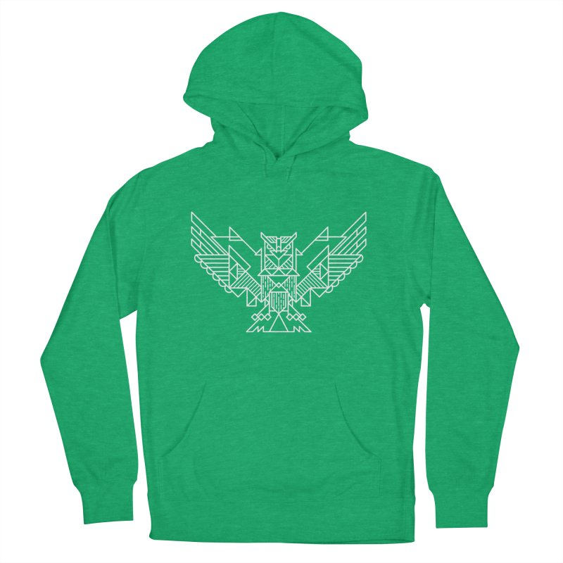 The Eagle Women's Pullover Hoody by TipTop's Artist Shop