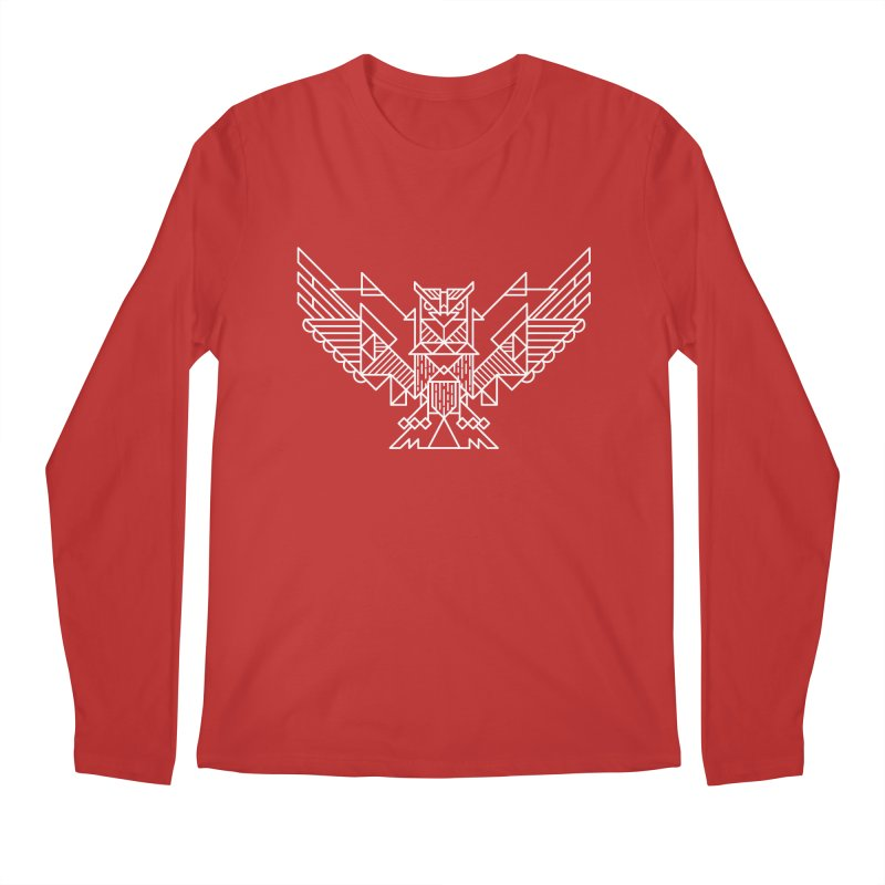 The Eagle Men's Longsleeve T-Shirt by TipTop's Artist Shop