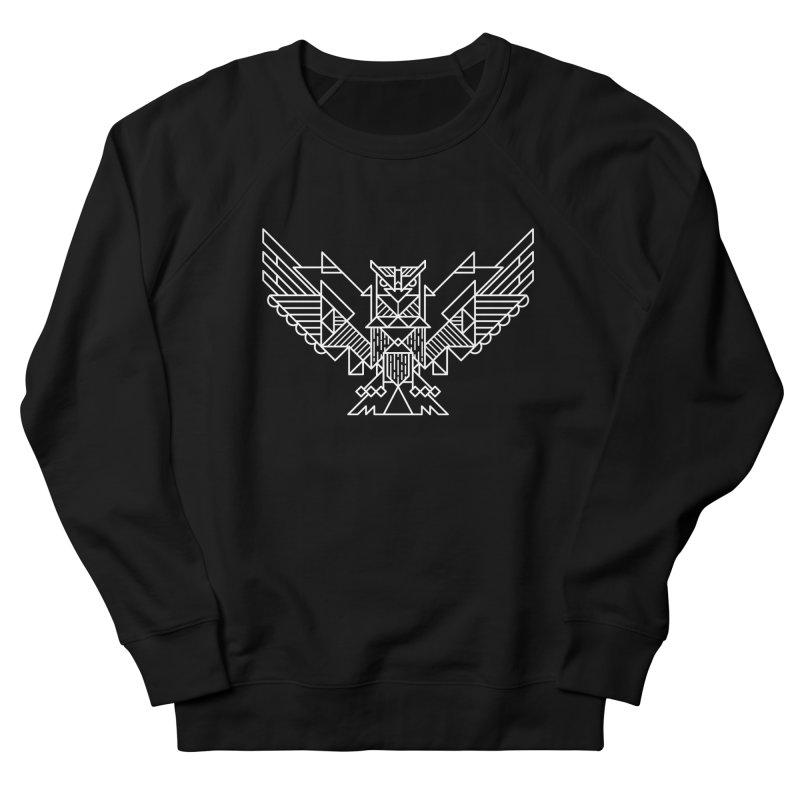 The Eagle Men's Sweatshirt by TipTop's Artist Shop