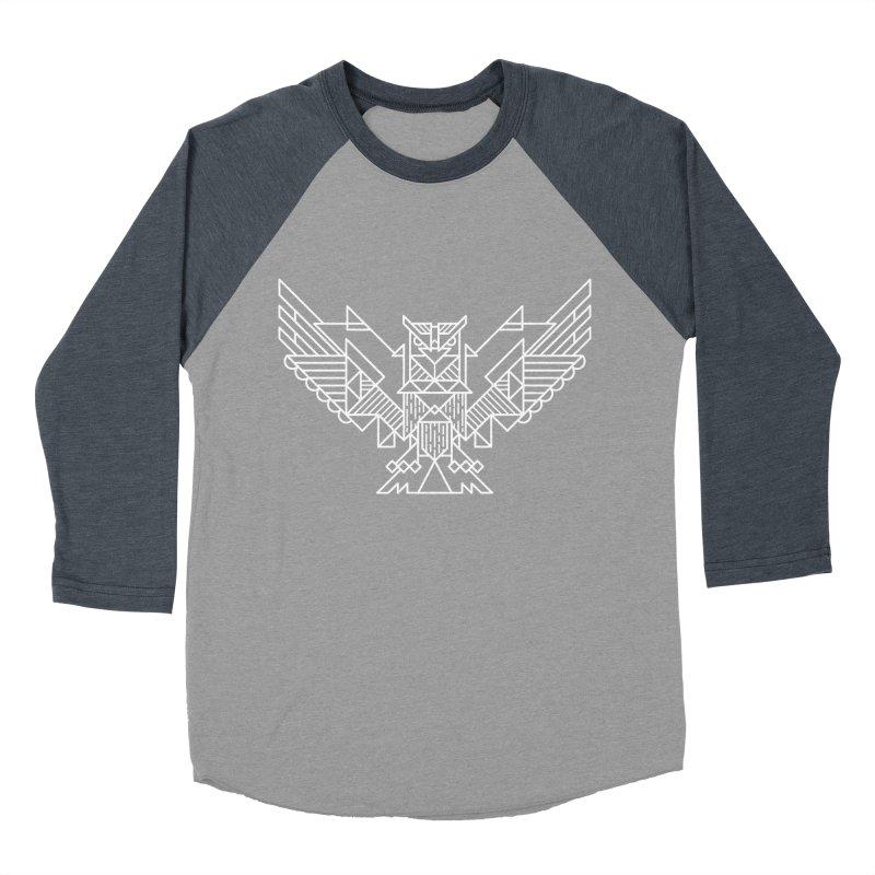 The Eagle Women's Baseball Triblend T-Shirt by TipTop's Artist Shop
