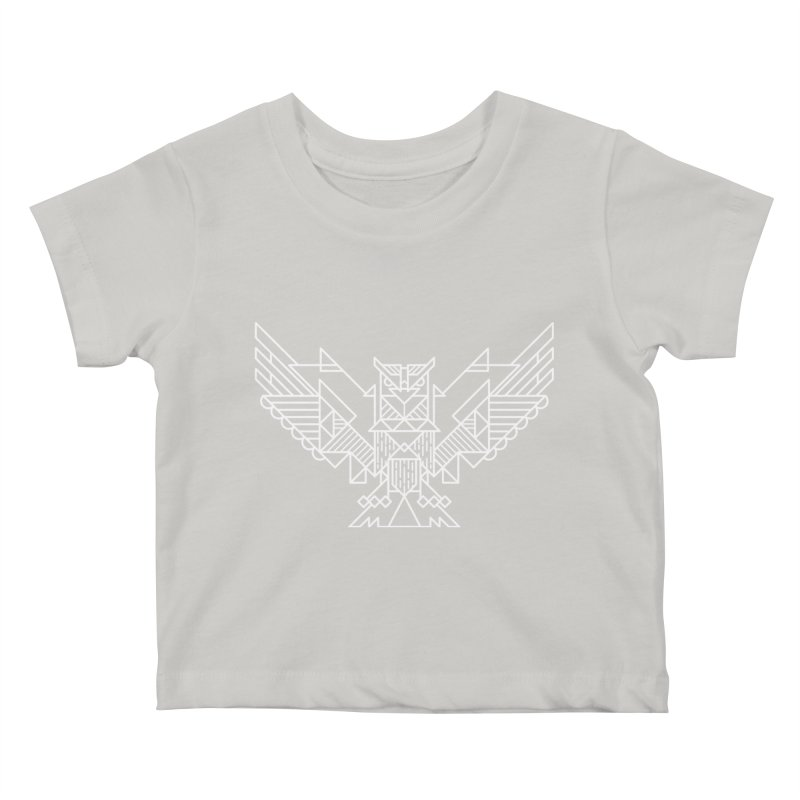 The Eagle Kids Baby T-Shirt by TipTop's Artist Shop