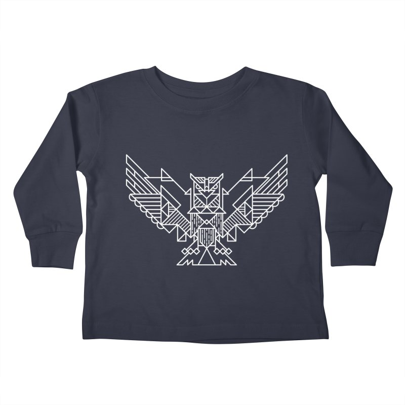 The Eagle Kids Toddler Longsleeve T-Shirt by TipTop's Artist Shop