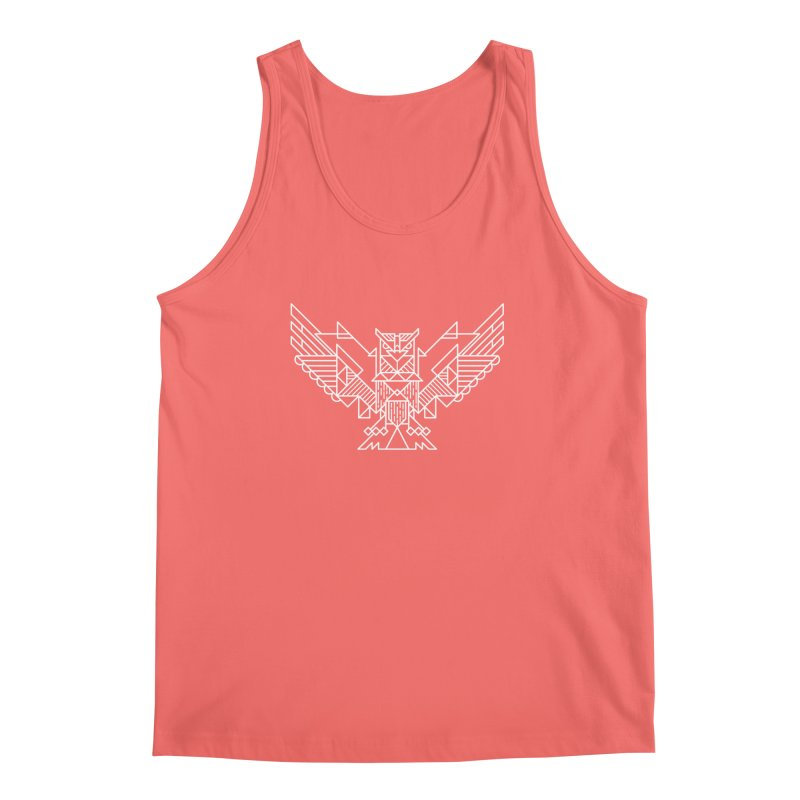 The Eagle Men's Tank by TipTop's Artist Shop