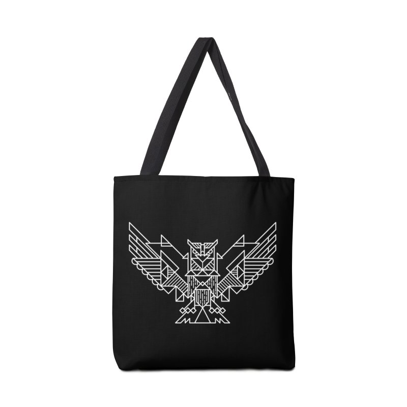 The Eagle Accessories Bag by TipTop's Artist Shop