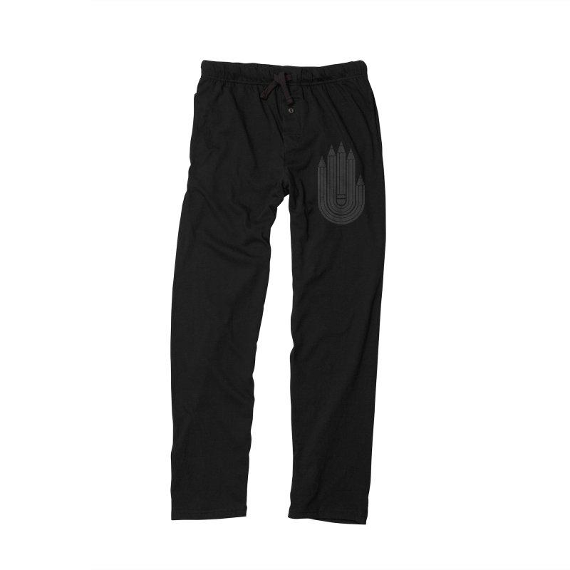 Hand Drawn Women's Lounge Pants by TipTop's Artist Shop
